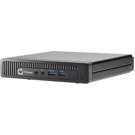 HP EliteDesk 705 G2 AMD Pro A12-8800B 3.40 GHZ - RAM 8 Go 256 SSD