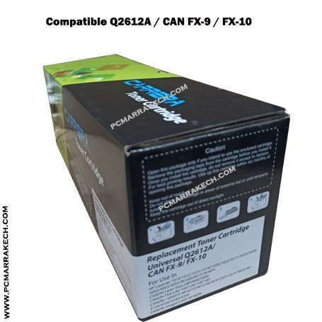 Compatible Q2612A / CAN FX-9 / FX-10