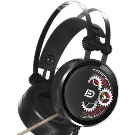 Casque Gamer X9 stéréo Surround 7.1 casque 360 degrés