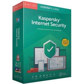 Kaspersky Internet Security 2020 1 An ( 1 Appareil)