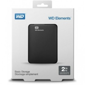 Wd Elements 2 To disque dur externe