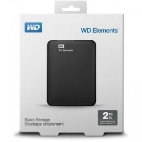 Wd Elements 2 To disque dur externe