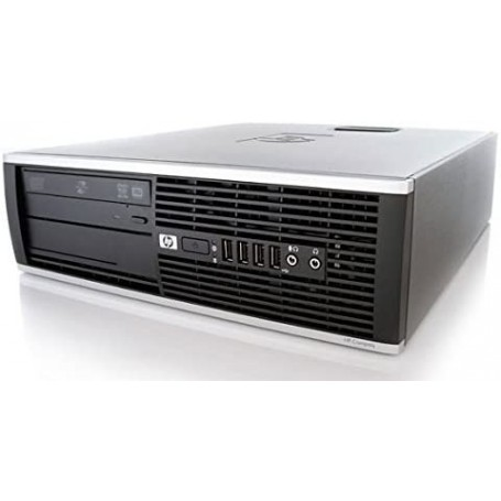 HP Elite 8200 SFF Core i5-2400 UP TO 3,40 GHz 4GB 250GB HDD