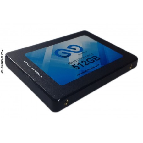 Disque SSD Go Infinity Sata III de 512 Go