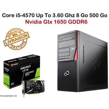 Fujitsu ESPRIMO P920 Desktop PC Core i5-4570 UP TO 3.6GHz 8GB 500GB