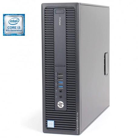 Hp Prodesk 600 G2 Core i5-6300 4Go 500 Go