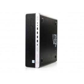 Hp Elitedesk 800 G3 Core i5-6600 Up To 3.90 Ghz Port Nvme Et Prise en charge de 4K