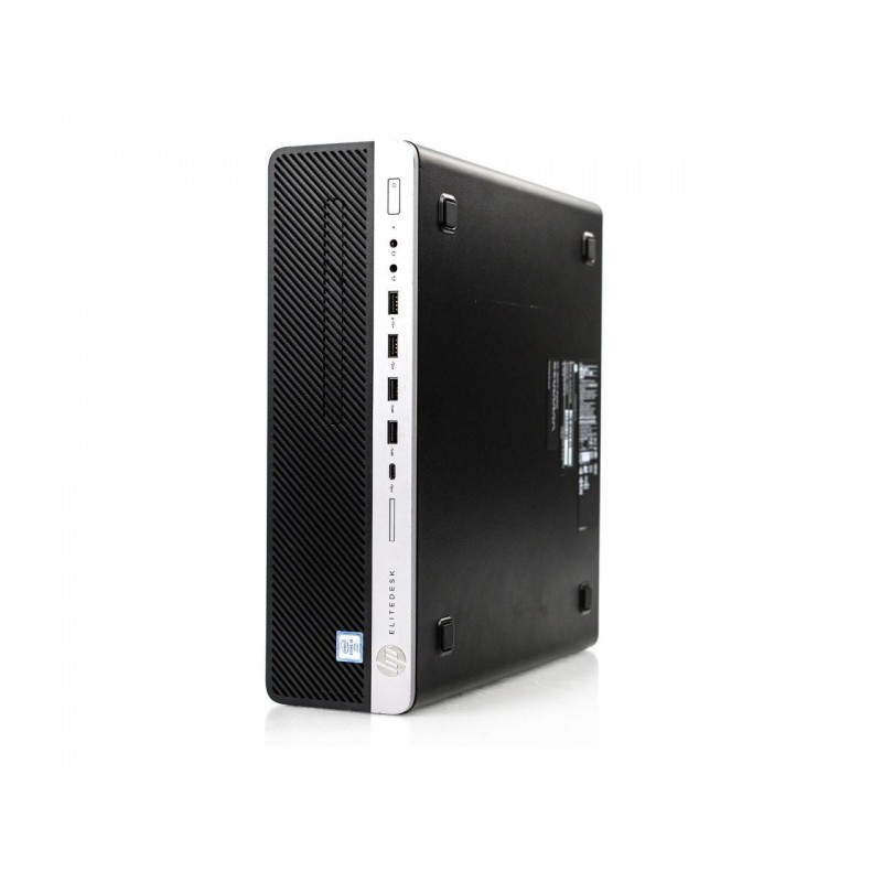 Hp Elitedesk 800 g3 sff Core i5-6600 Up To 3.90 Ghz 8 Go 500 Go