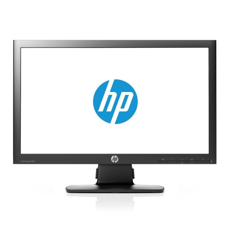 "HP ProDisplay P201 LED 20"" Anti-éblouissement 5Ms"