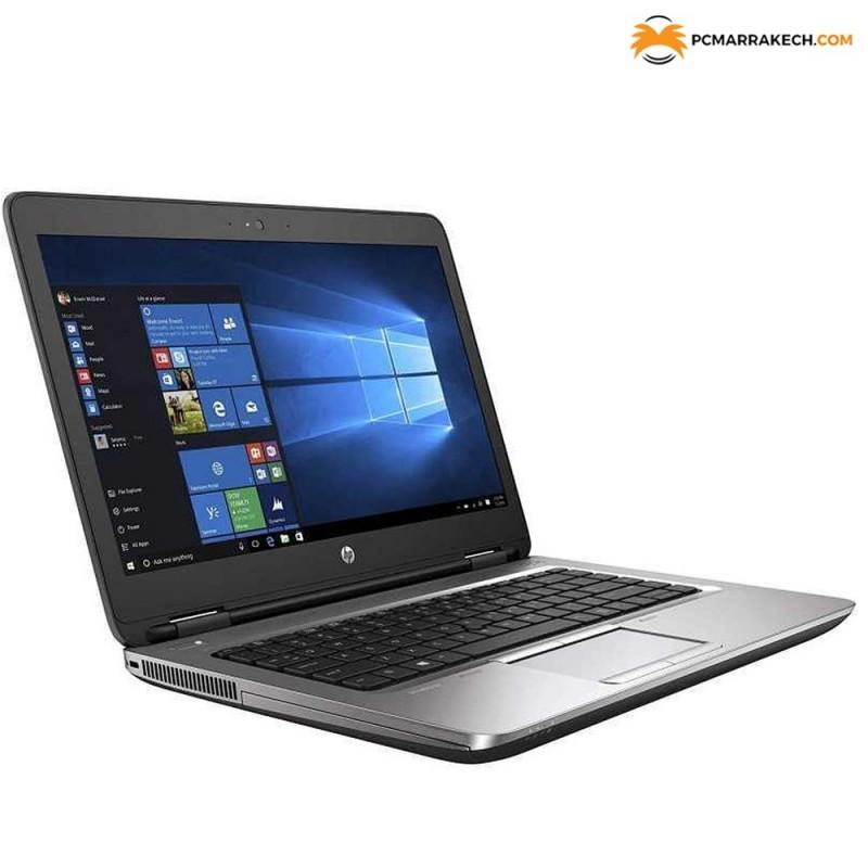 Hp ProBook 640 G2 Core i3-6100U 4Go DDR4 500 Go .