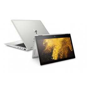 HP EliteBook x360 1030 G2 Core i5-7200U Up To 3.1 GHz 8 Go 512 Go SSD NVMe, Tactile