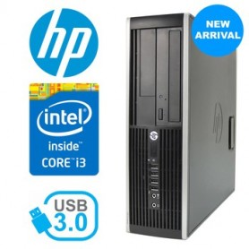 Hp Core i3 3.30 Ghz 4 Go 500 Go