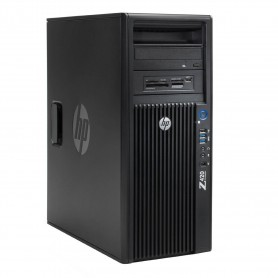 Hp Z420 E5-1620 3.60 Ghz 16 Go 3.5 To