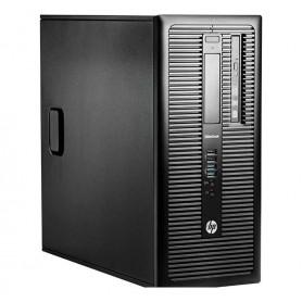 HP Elitedesk 800 G1 Core i5-4590 Up to 3.70 Ghz 8 Go 500 Go