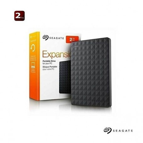 Segate Externe 2 To USB 3.0