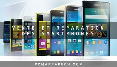 Vente Et Reparation Des Smartphones